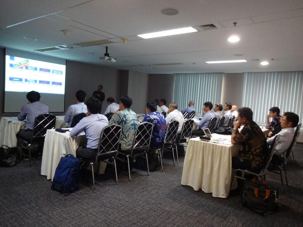 商社Gr勉強会「インドネシア税務基礎講座」及び懇親会の開催