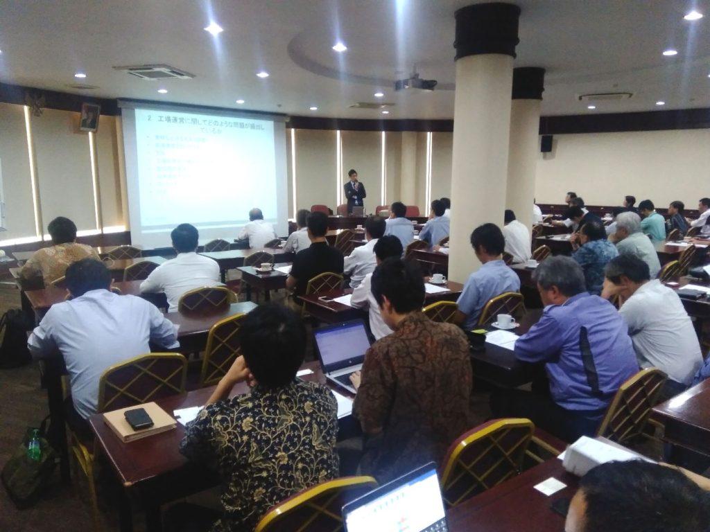 カラワン工業団地にて法務セミナーが開催されました