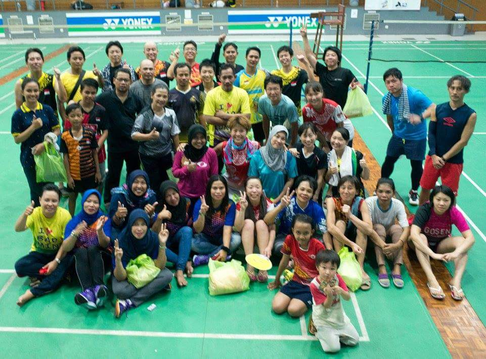 Badminton Club JJC 2